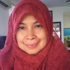 Nutzerprofil von Rosmah