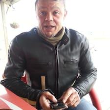Jorge L. felhasználói profilja