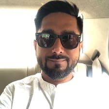 K Gaurav - Uživatelský profil