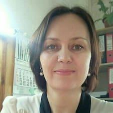 Nadezhda Brukerprofil