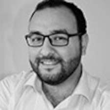 Perfil do utilizador de Ayman