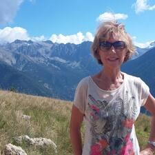 Användarprofil för Martine