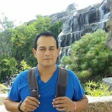Bacilio felhasználói profilja