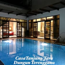 Casa Tanjung Jara User Profile