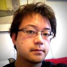 Henkilön Toshizumi käyttäjäprofiili