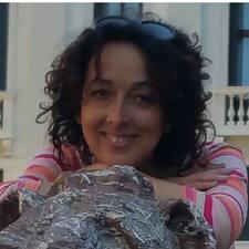 Profil utilisateur de Cristina