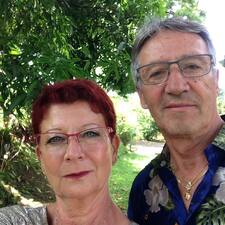 Profil utilisateur de Mireille & Vladimir