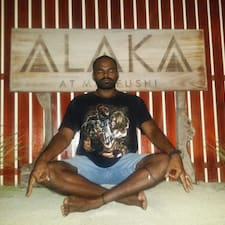 Perfil do usuário de Alaka