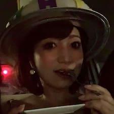Nutzerprofil von Saori