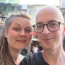 Gebruikersprofiel Hans And Sara
