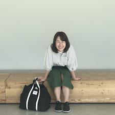 Nutzerprofil von Natsuko