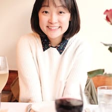 Suji - Uživatelský profil