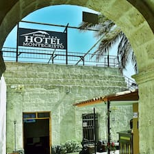MontecristoHotel User Profile