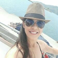 Profil Pengguna Raqueline