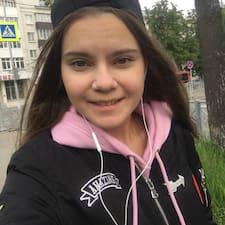 Profil utilisateur de Aliya