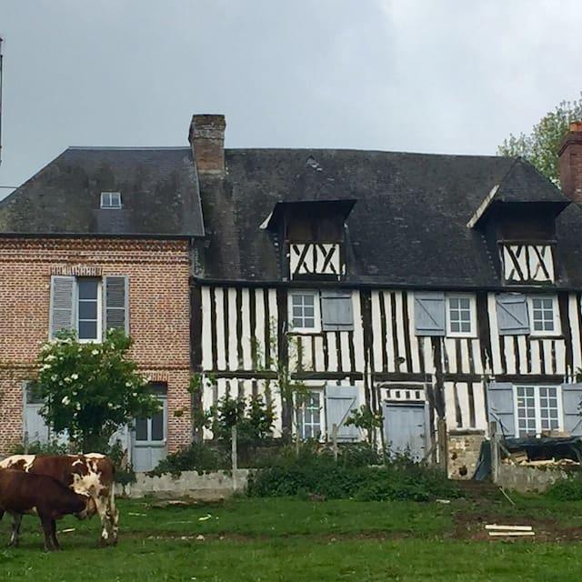 Guidebook for Le Mesnil-Germain