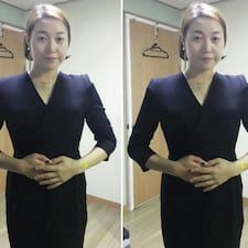 Perfil do utilizador de Kyungmi
