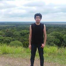 Profil Pengguna Mauricio Adalberto