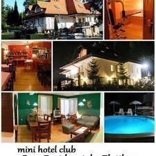 """""""Casa Residenziale"""" User Profile"""