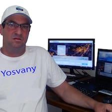 Yosvany to Superhost.