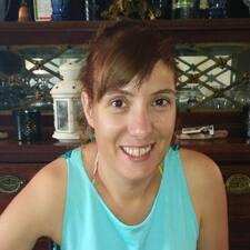 Henkilön Maria Teresa käyttäjäprofiili