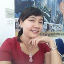 Đào Thị felhasználói profilja