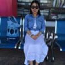 Perfil do usuário de Jingfang