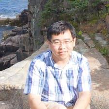 โพรไฟล์ผู้ใช้ Ming-Feng