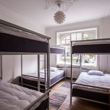 SimpleBed Hostel Kullanıcı Profili