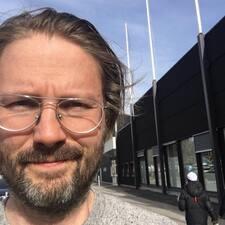 Profil utilisateur de Anders
