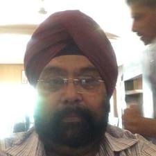 Pritpal Singh Brugerprofil