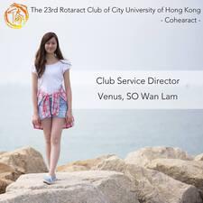 Venus User Profile