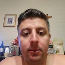 Profil Pengguna Jose Roberto