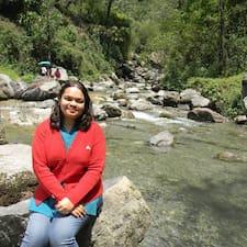 Jayesha felhasználói profilja