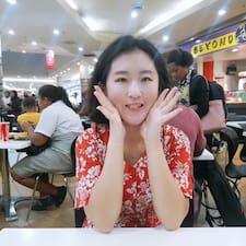 Gebruikersprofiel Sanghee
