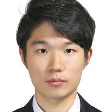 Henkilön Sungeun käyttäjäprofiili