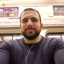 Hussein felhasználói profilja