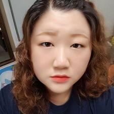Nutzerprofil von Hye-Ri