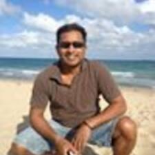 Krishna felhasználói profilja