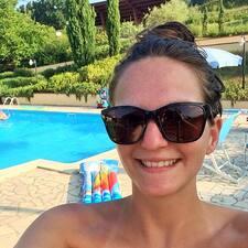 Alizée felhasználói profilja
