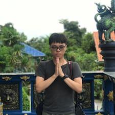 Perfil do usuário de Liang