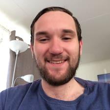 Per Jørgen felhasználói profilja