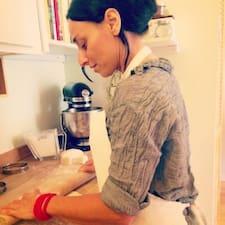 Profil Pengguna Chef Tiffany