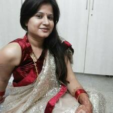 Profil utilisateur de Shilpa