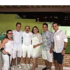 Gebruikersprofiel Família Silveira