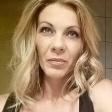 Henkilön Jelena käyttäjäprofiili