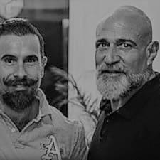 Andres & Ricardo Brukerprofil