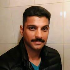 Sachin felhasználói profilja