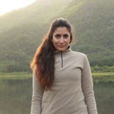 Raminder User Profile