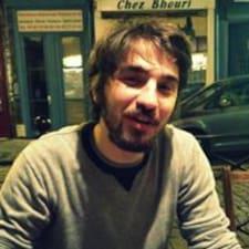 Profil utilisateur de Halim
